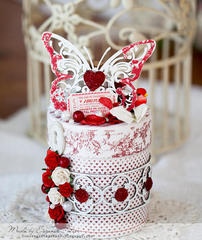 Valentine's box *Imaginarium Designs+Maja Design* DT