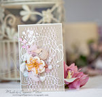 Elegance on kraft *Memory Box* DT