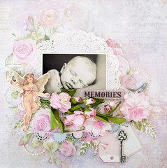 Memories *C'est Magnifique* September kit