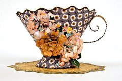 Sizzix Tea Cup