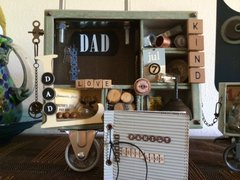 World's Best Dad, Grandpa, Great Grandpa Configuration Box
