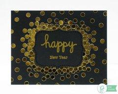 Pebbles Home+Made New Year Cards by Mendi Yoshikawa