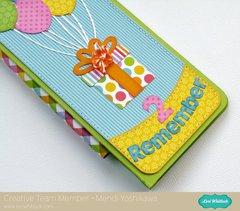 Doodlebug Fruit Stand Perpetual Birthday Calendar