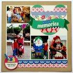 Crate Paper Maggie Holmes Disney Layout by Mendi Yoshikawa