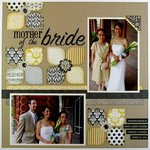 A Wedding Layout by Mendi Yoshikawa