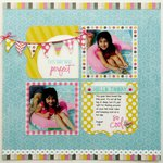 Technique Tuesday This Day Was Layout by Mendi Yoshikawa