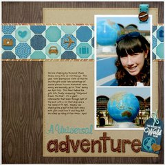 Technique Tuesday Memory Keeper Studio Layout by Mendi Yoshikawa