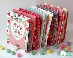 Pebbles Inc. We Go Together Valentines by Mendi Yoshikawa