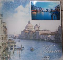 Rialto Bridge in Venice Page 1