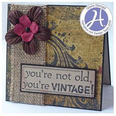 You're Vintage by Gloria Stengel