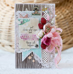 Floral card for 7DS