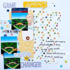 Game Changer {Scraptastic Club}