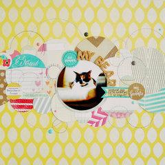 My Bear *Elle's Studio*