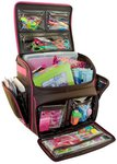Everything Mary Originals Rolling Scrapbook Tote