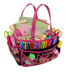 Evberything Mary Originals Scrapbook Tabletop Tote