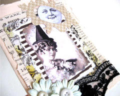 Another Witchy Collage Card