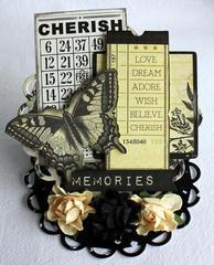Memories - card