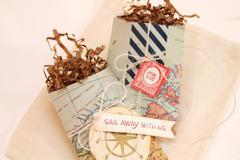 Map Treat Bags