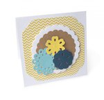 Spring Flowers Card by Lifestyle Crafts
