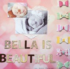 Bella is Beautiful- In every language