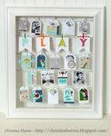 Childhood Memories Display by Christina Heeren