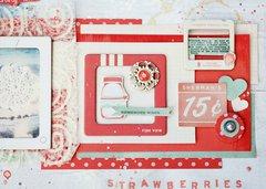 Strawberries & Coffee Details