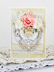Romantic card