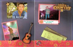 Scotty McCreery - My Favorite Concert