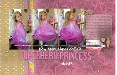 SUPERHERO PRINCESS