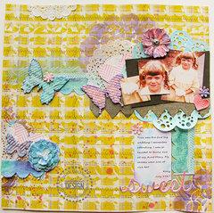 Pink Paislee/ Faber-Castell Blog Hop
