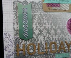 2013 Holiday Card Layout