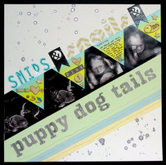 Snips & Snails & Puppy Dog Tails Layout