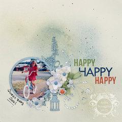Happy, Happy, Happy