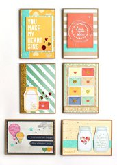 Lucky Charm Love Cards *American Crafts*