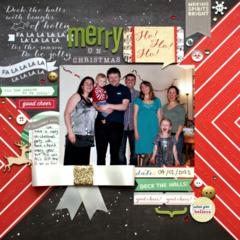 Merry Un-Christmas *Elle's Studio*