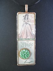 Good Witch Pendant