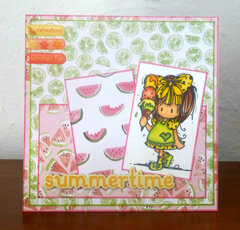 Summertime card