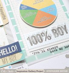 100% Boy **Elle's Studio**