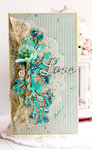 Blue Fern Studios Wedding Card