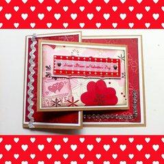 Valentine Card (bi fold)