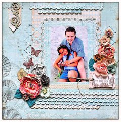Scraps of Elegance kits /Prima Seashore collection