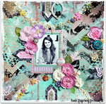Scraps of Elegance kits / Sizzix UK DT  *Victoria*