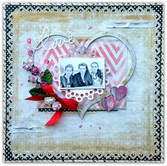 Scraps of Elegance kits *Love* / MME Heirloom