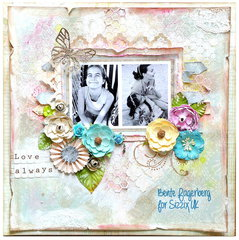 Love Always *Sizzix UK*