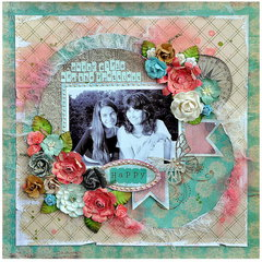 Scraps of Elegance May kit/Sizzix UK
