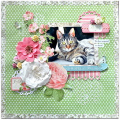 Scraps of Elegance kits March/Graphic 45