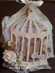 Prima Delight Birdcage Mini Album