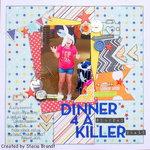 dinner 4 a killer