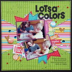 Lotsa Colors