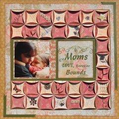 A moms love...